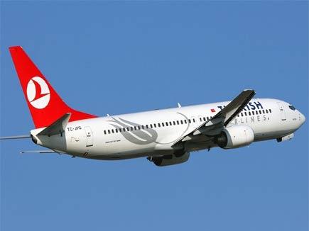 गलत कोड बता घुसा तुर्की का विमान, लड़ाकू विमानों ने भरी उड़ान
