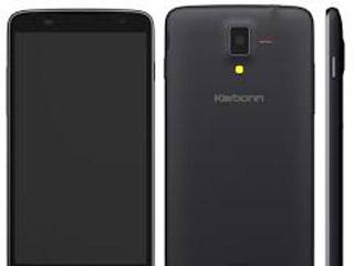 कार्बन का नया स्मार्टफोन