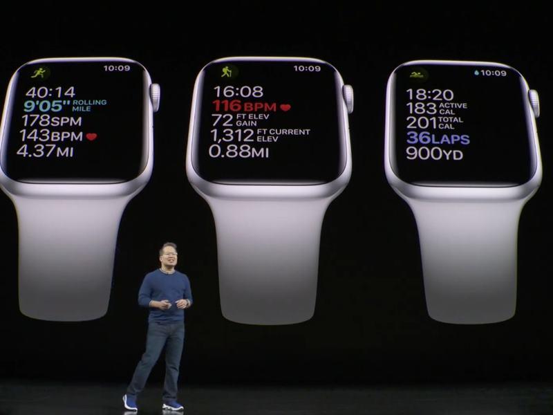 Apple iPhone Launch: Apple watch Series 5 हुई लॉन्च, 18 घंटे चलेगी बैटरी, और भी खासियतें